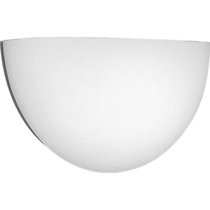 Progress Lighting P7121-60 WALL POCKET SCONCE White *** Discontinued ***