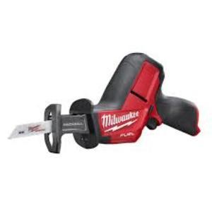 Milwaukee 2520-20 M12 FUEL™ HACKZALL® Reciprocating Saw