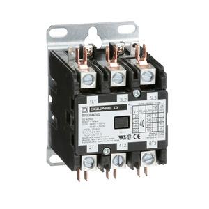 8910DPA43V09Y244 CONTACTOR 600VAC 40AMP