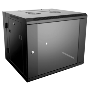 Hammond Mfg RB-SW12 12U SWING-OUT WALL CABINET