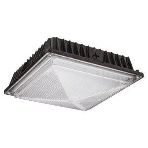 Lithonia Lighting OFM-LED-P1-50K-MVOLT-DDB-HP17-M4 LED Canopy/Ceiling Luminaire