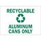 25934 RECYCLE & ENVIRONMENT SIGN