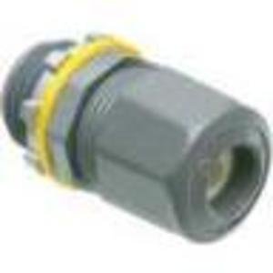 "Arlington NMUF50 Box Connector, 1/2"", UF , Compression Type"