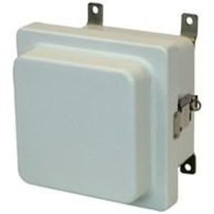 Allied Moulded AM664RL Enclosure 6.00x6.00x4.00