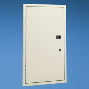 Panduit PZB4-HC Zone Cabling Hinged Door for use with PZ