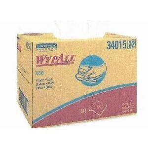 S-8149 WYPALL TERI X60 DISPENSER BOX WIPER 12 X 17IN
