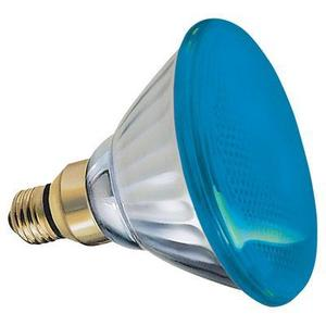 SYLVANIA 100PAR38/FL/B/RP-120V Incandescent Lamp, PAR38, 100W, 120V, Blue *** Discontinued ***
