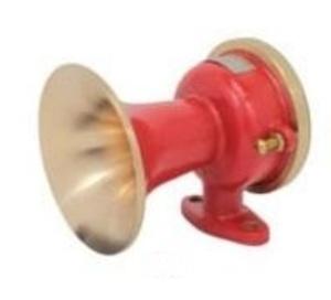 Edwards CA Air Horn, Outdoor Warning Systems, 745Hz, 104 dB