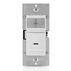 Leviton IPS06-1LW Occupancy Sensor 600w