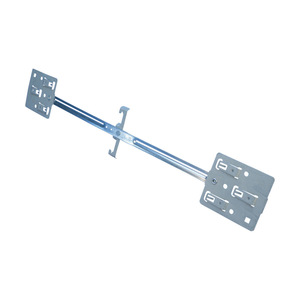 "nVent Caddy B18SBT184Z Combination Box/Conduit Hanger, Drop Wire/Rod Beam, 1/4"""