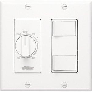 Broan 62W Time Control,Broan,60 MINT,120/240 VAC,10,20 AMP