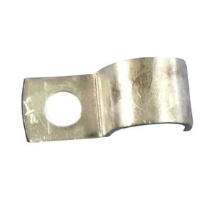 "Appleton CL-50 Rigid/IMC Conduit Strap, 1-Hole, 1/2"", Steel"