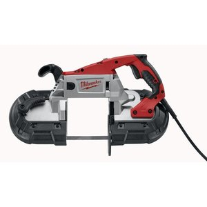 Milwaukee 6238-20 Band Saw, Deep Cut, 120V AC/D