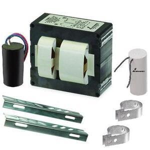 Philips Advance 71A6092001D Metal Halide Ballast, Pulse Start, 400W, 120-277V