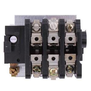 ABB CR324C310A1 Overload Relay, 300-Line Block, 27A, NC Contact, NEMA Size 1