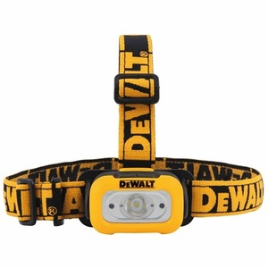DEWALT DWHT81424 LED Headlamp, 200 Lumens, Motion Sensor