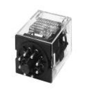 GE CR420KPC033N Relay, 11-Pin, 3PDT, 240VAC Coil, Type K, LED Option