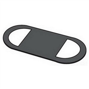 "American Packing & Gasket GASK571 Conduit Body Gasket, Type Solid, Form 7, Size: 1/2"", Neoprene"