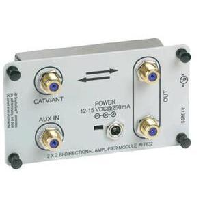 ON-Q VM7632 2x2 Bi Directional Amp Video Mod *** Discontinued ***