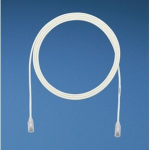 Panduit UTP28SP6GY Copper Patch Cord, Category 6 Performanc