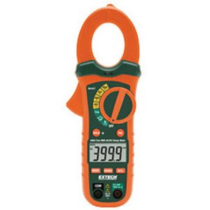 Extech MA435T AC Clamp Meter, True RMS, 400A