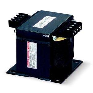 Square D 9070T1000D37 Transformer, Control, 1KVA, 600VAC x 120/240VAC, Open