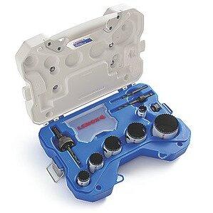 Lenox 30800600L 10-Piece Hole Saw Kit
