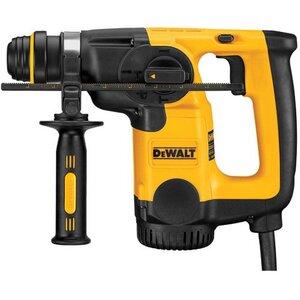 """DEWALT D25313K L-Shape SDS Rotary Hammer Kit, 1"""", 8A"""