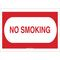 25114 NO SMOKING SIGN