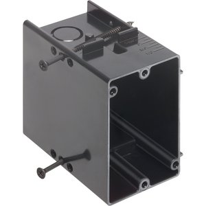 "Arlington FDN23 3-7/8"" Deep, 1-Gang, Ceiling/Fixture Box"