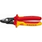 Knipex 95-18-165-SBA Cable Shears, Chrome Plated, Insulating