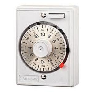 Intermatic E1010 24-Hour Time Switch, In-Wall