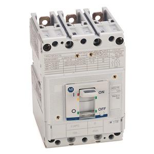 Allen-Bradley 140G-H2C3-C35 140G - Molded Case Circuit Breaker, H frame, 25 kA, T/M - Thermal Magnetic, Rated Current 35 A