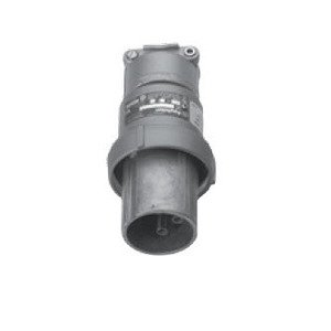 Appleton ACP6034BCRS Pin & Sleeve Plug, 60A, 3W4P, Style 2