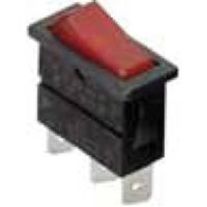 35688 SPST ON-OFF ROCKER LIGHTED 15A125V