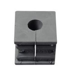 Weidmuller 1826490000 Cable Grommet, Cabtite, 6 - 7 mm, Plastic, Gray, 10 per Pack *** Discontinued ***