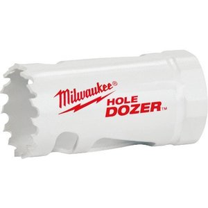 "Milwaukee 49-56-0073 MILW 49-56-0073 1-3/8"" W/ 1/2""-20 T *** Discontinued ***"