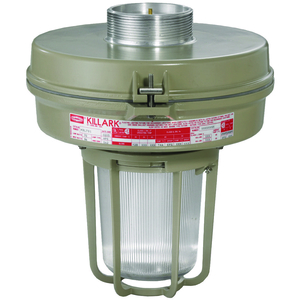 Hubbell-Killark VM1L4030GLGAN LED Low Bay, Hazardous, 5060 Lumen, 40 Watt, 120-277V, 5000K *** Discontinued ***