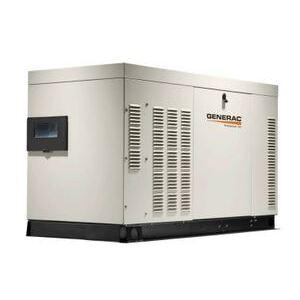 Generac RG04854ANAX Generator, Standby, Protector Series, 48kW, 120/240VAC, 200A