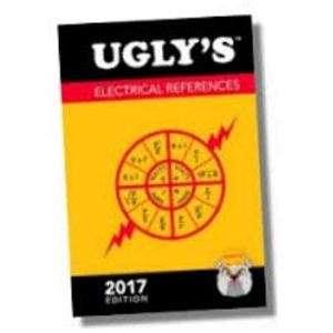 W Marketing 2017-UGLYBOOK Ugly Electrical Reference Book
