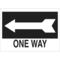 22468 DIRECTIONAL & EXIT SIGN
