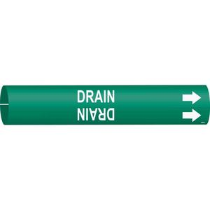 4055-D 4055-D DRAIN/GRN/STY D