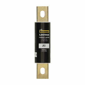 Eaton/Bussmann Series JKS-100 Fuse, 100 Amp, Class J, Quick-Acting, Current-Limiting, 600V