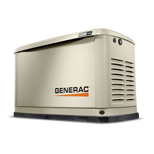 Generac 7173 Automatic Home Standby Generator, 13kW, 54.2A