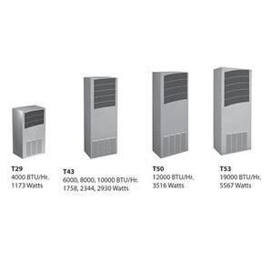 nVent Hoffman T430826G100 AC SIDE 230V 50/60HZ 8000BTU