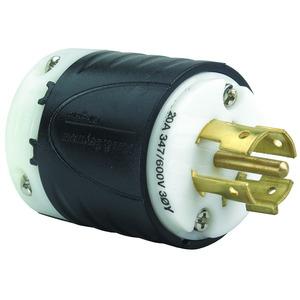 Pass & Seymour L2320-P P&S L2320-P PLUG 5W20A347/600 VT/L