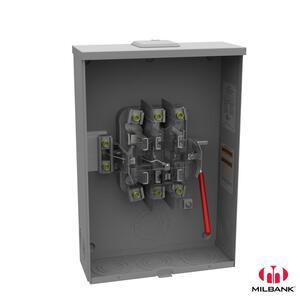 Milbank U8107-XL-IL 200A 7T RL MD LVR