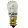 3S6/CL/130V/E12/STD INC. LAMP (50288)