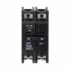 Eaton QCD2060 Eaton QC thermal magnetic circuit breaker