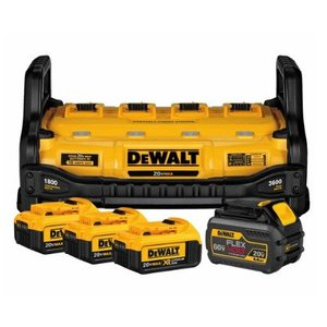 DEWALT DCB1800M3T1 Power Station/Charger Kit